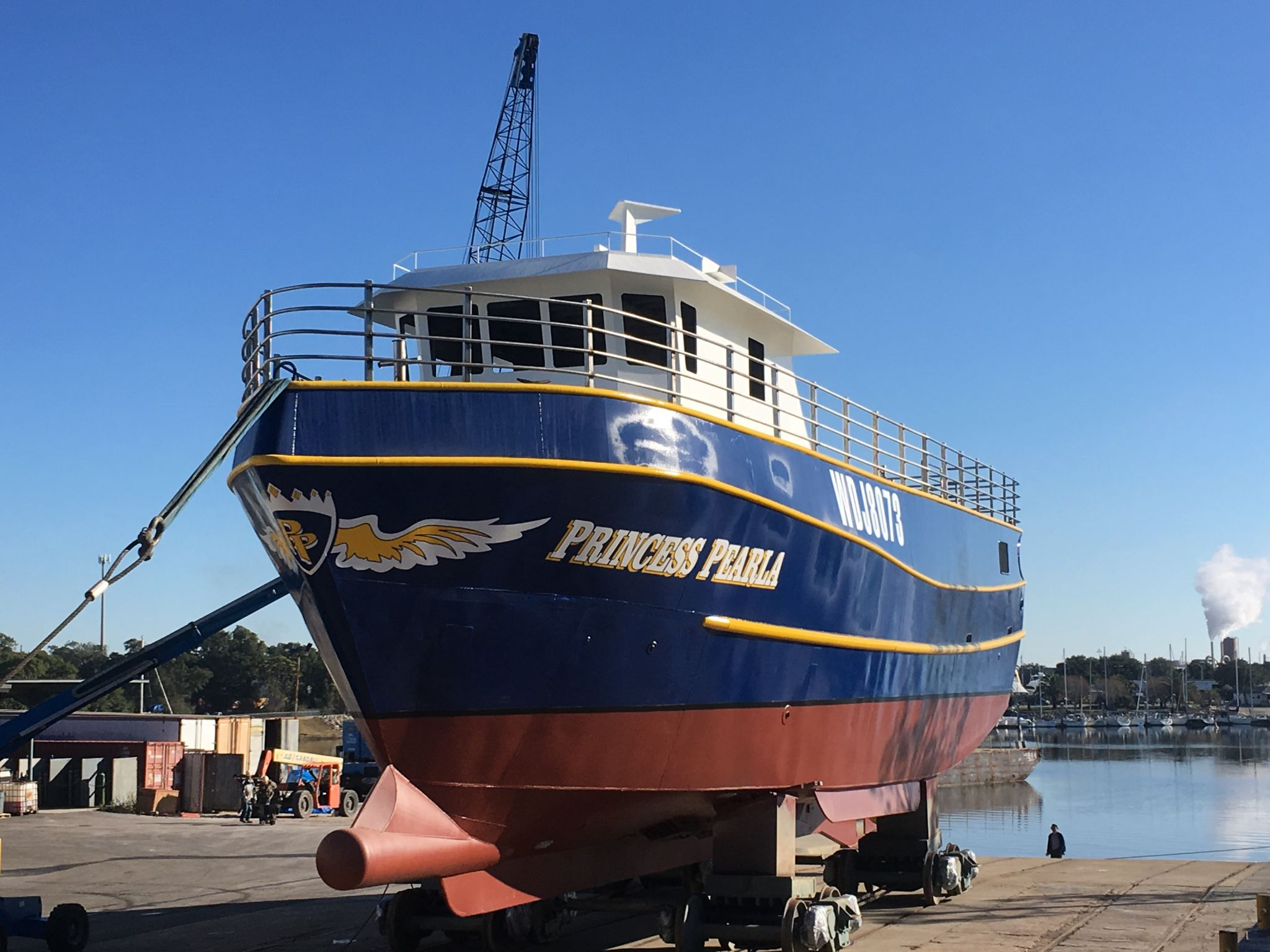 Patti Marine Vessel Construction History | Patti Marine